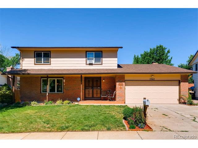 2962 W Whileaway Circle, Colorado Springs, CO 80917