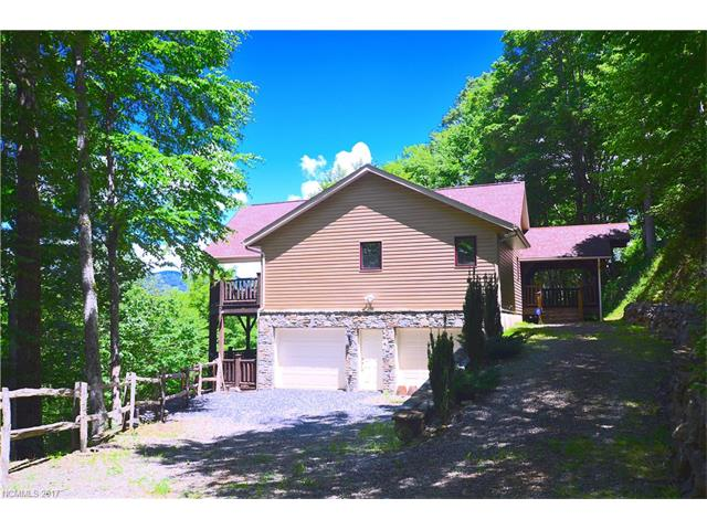 5 Eagle Roost Road, Maggie Valley, NC 28751