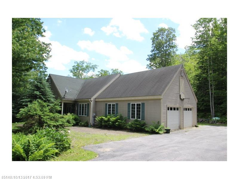 195 Hidden Acres , Union, ME 04862