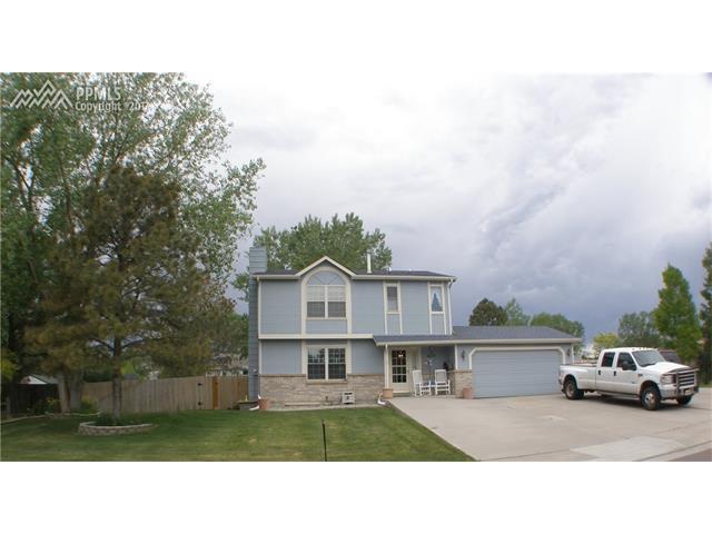 6630 Cottonwood Grove Drive, Colorado Springs, CO 80925
