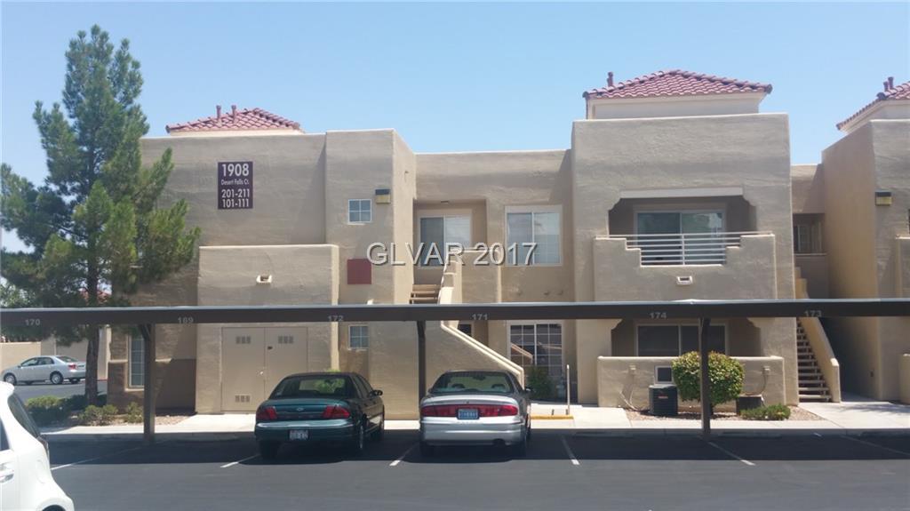 1908 DESERT FALLS Court 209, Las Vegas, NV 89128