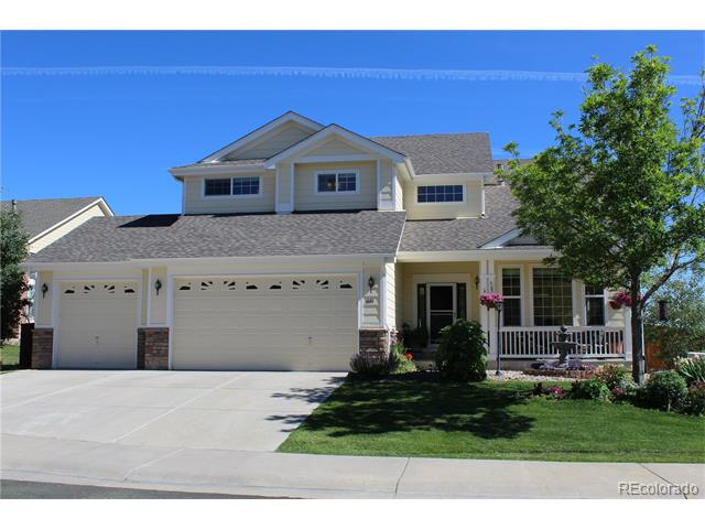 1081 Cryolite Place, Castle Rock, CO 80108
