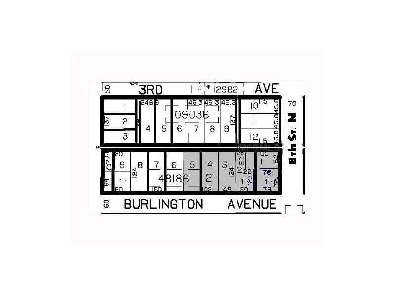 262 BURLINGTON AVENUE N, ST PETERSBURG, FL 33701
