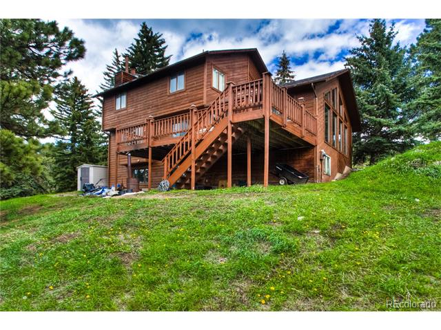 7900 Grizzly Way, Evergreen, CO 80439