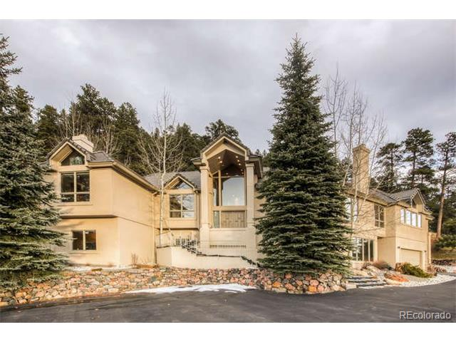 7026 Timbers Drive, Evergreen, CO 80439