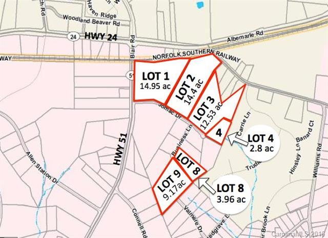 Lot 1 Jomac Drive, Mint Hill, NC 28227