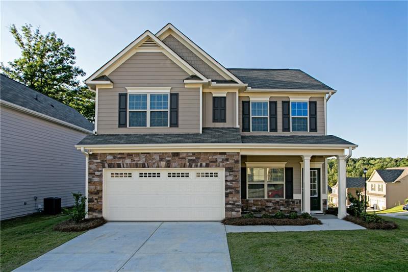 3939 SW Overlook Ridge Lane, Gainesville, GA 30507
