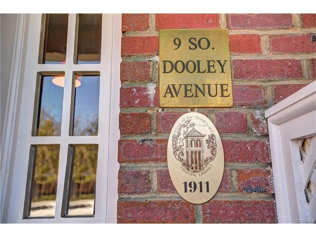 9 S Dooley, Richmond, VA 23221