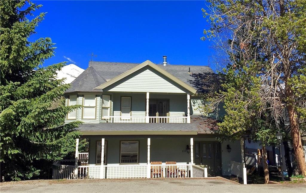 111 S High STREET, BRECKENRIDGE, CO 80424