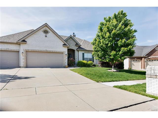1620 Brett Ridge Drive, Dardenne Prairie, MO 63368