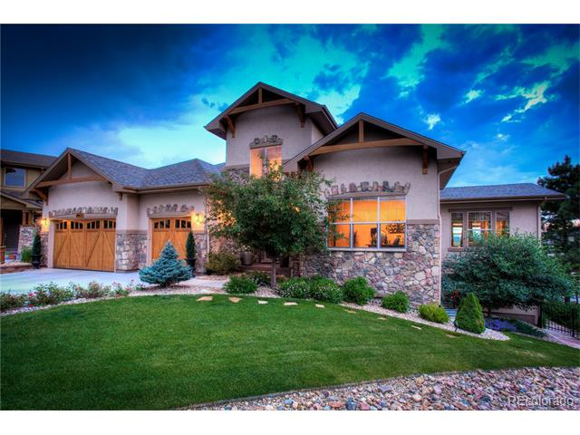 19833 E Majestic Pine Place, Parker, CO 80134