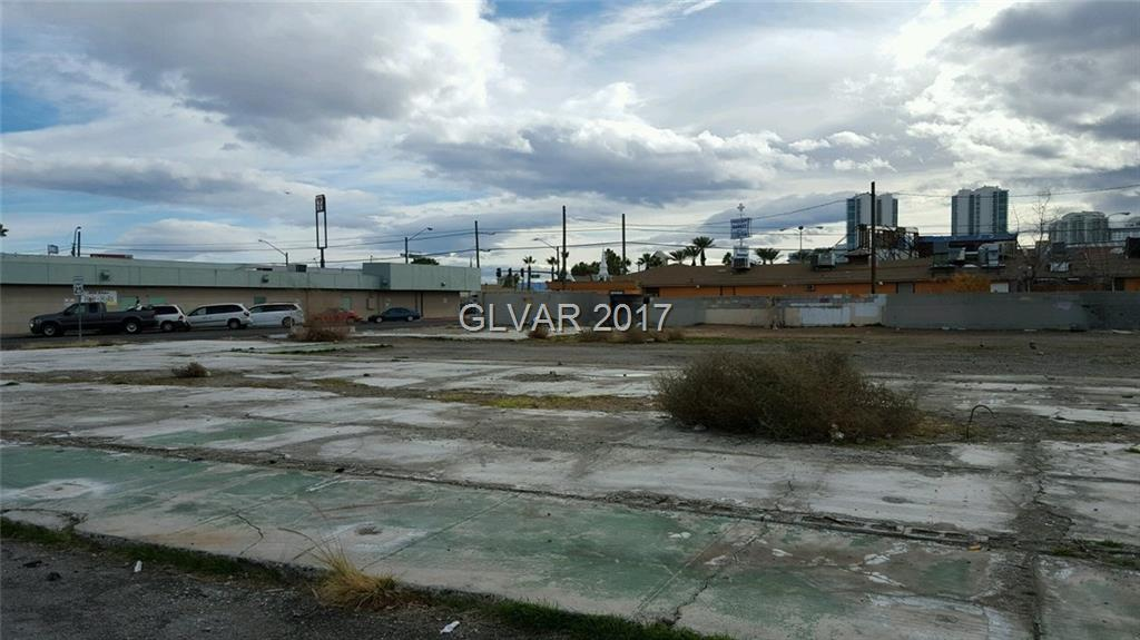 1600 CASINO CENTER Boulevard, Las Vegas, NV 89104