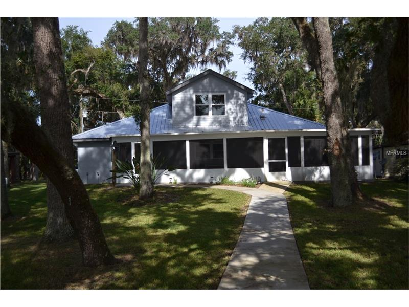 14360 209TH TERRACE ROAD, FORT MC COY, FL 32134