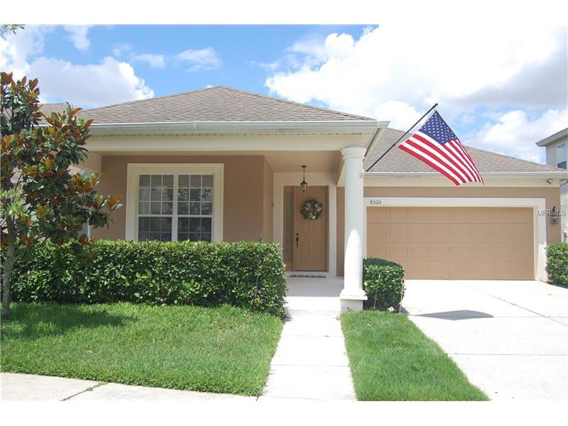 8520 GREENBANK BOULEVARD, WINDERMERE, FL 34786