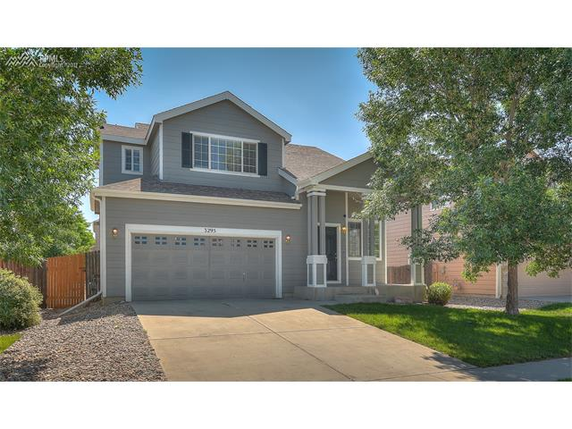 3295 Tail Spin Drive, Colorado Springs, CO 80916