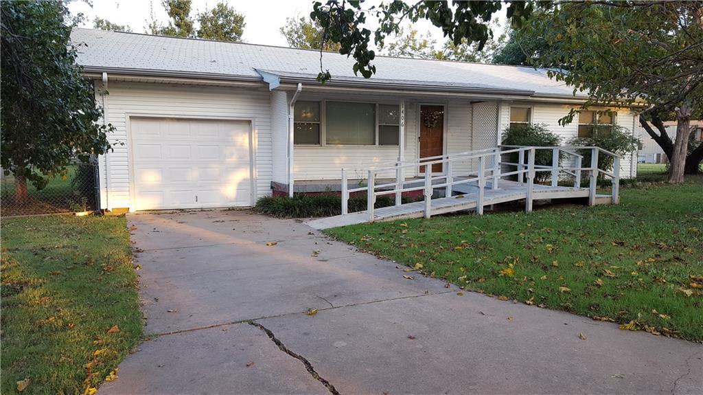 1406 A Street, Snyder, OK 73566