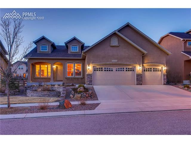 5828 Yancey Drive, Colorado Springs, CO 80924