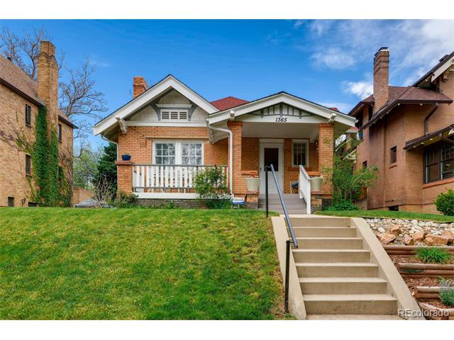 1365 Madison Street, Denver, CO 80206