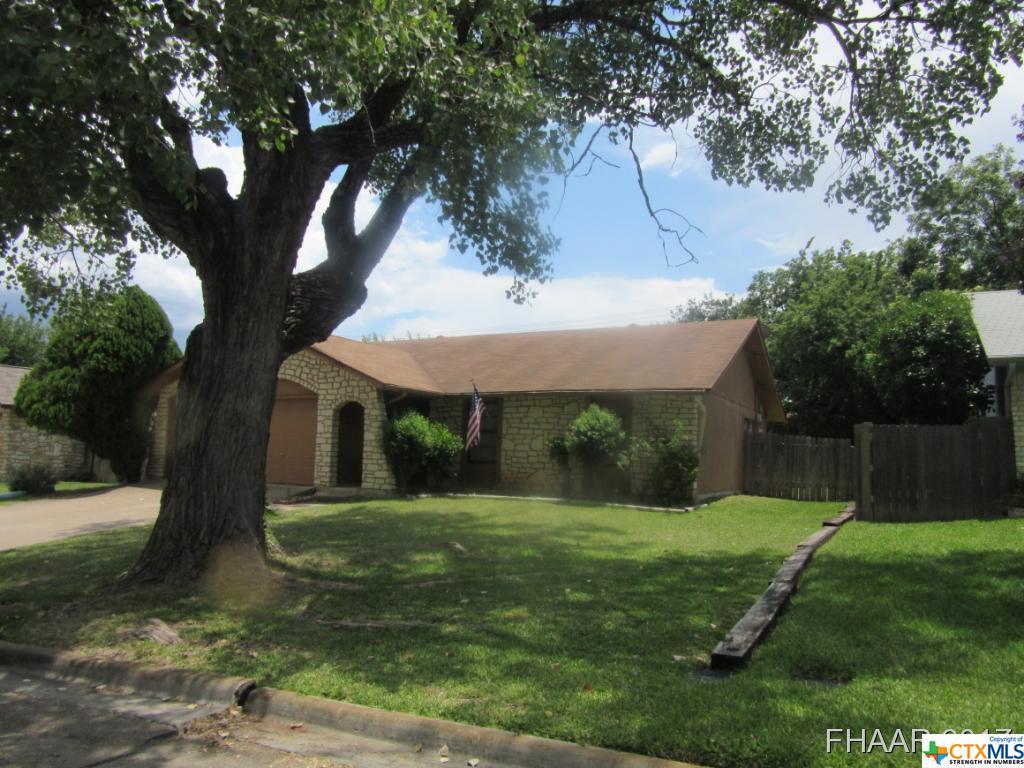 1229 Preswick Circle, Harker Heights, TX 76548