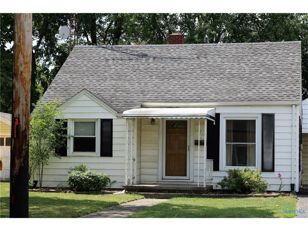 214 Lime Street, Woodville, OH 43469