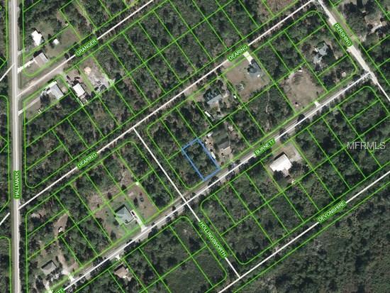 1016 BURNETT STREET, LAKE PLACID, FL 33852
