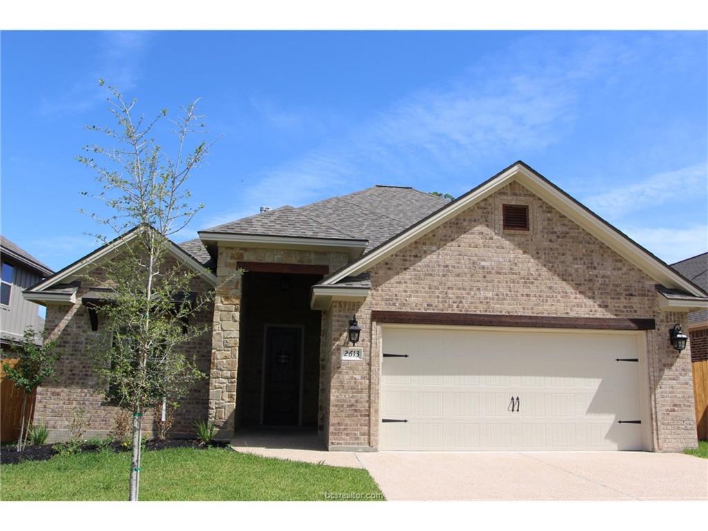 2613 Warkworth Lane, College Station, TX 77845