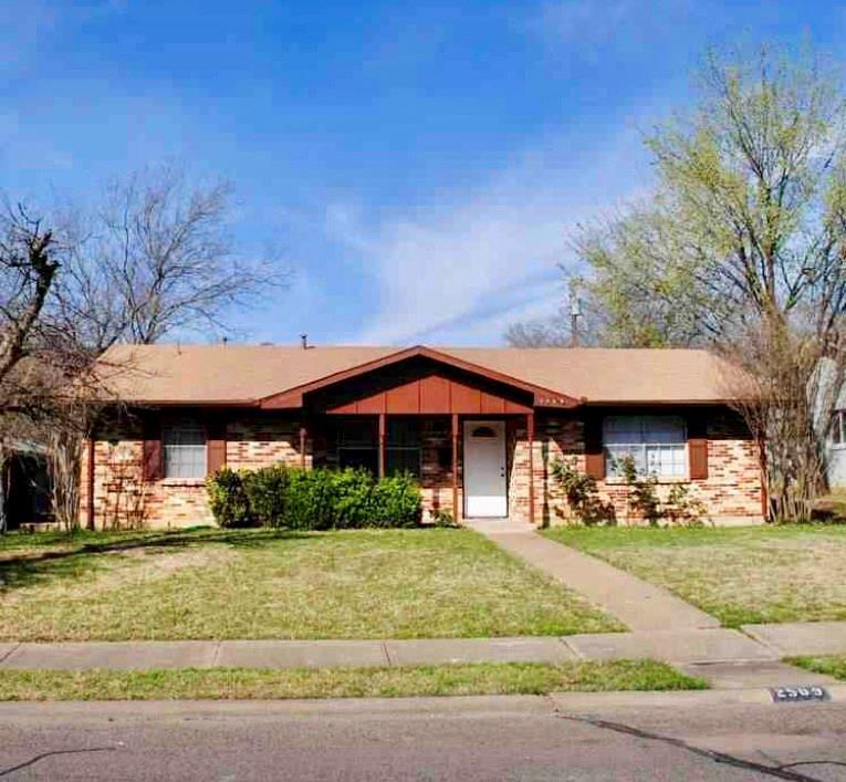 2509 Coulee Street, Irving, TX 75062