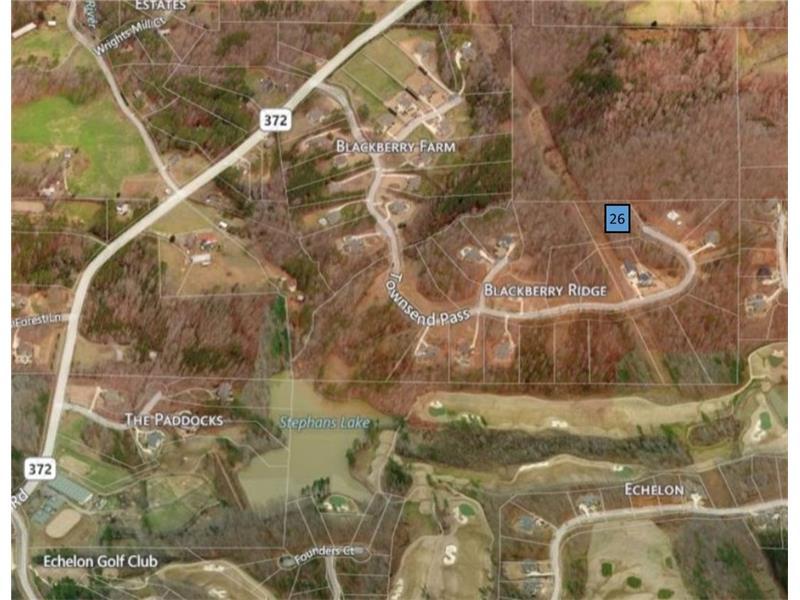 Lot 26 Townsend Pass, Alpharetta, GA 30004