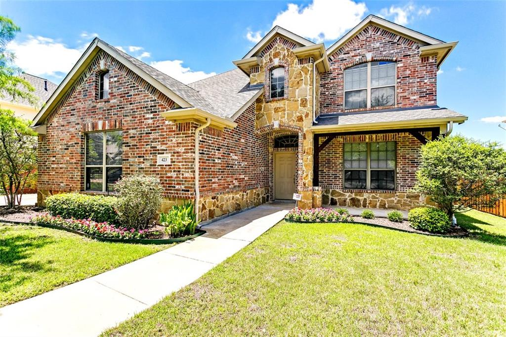 423 Rainforest Court, Murphy, TX 75094