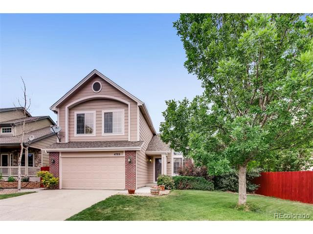 4789 Coker Avenue, Castle Rock, CO 80104