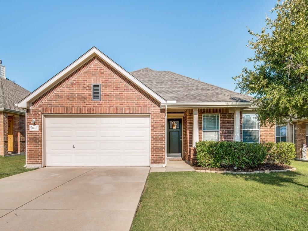 2817 Dawn Spring Drive, Little Elm, TX 75068