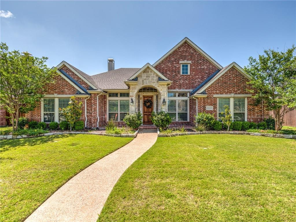 3153 Kentshire Lane, Frisco, TX 75034