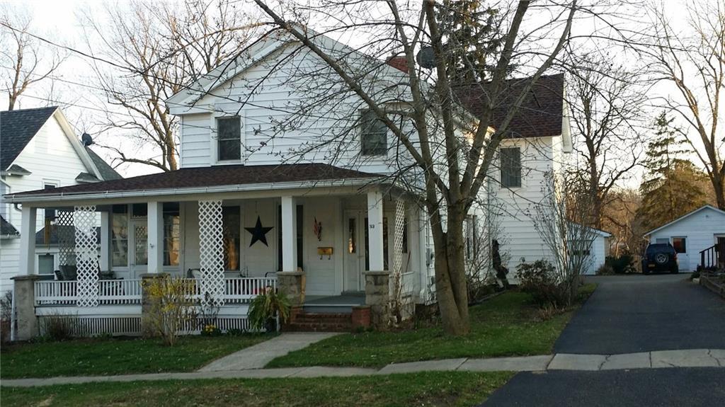 33 Lake Street, Perry, NY 14530