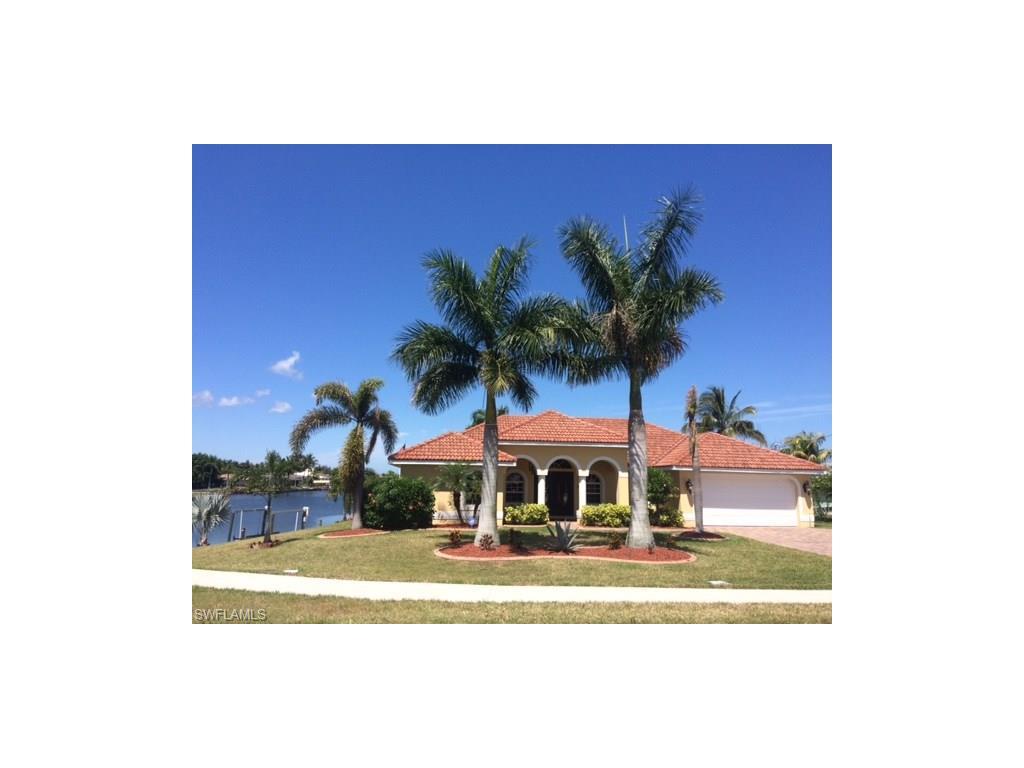 4018 Oasis BLVD, CAPE CORAL, FL 33914