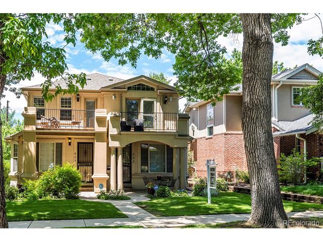 695 S Corona Street, Denver, CO 80209