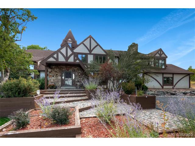 56 E Oak Hills Drive, Castle Rock, CO 80108