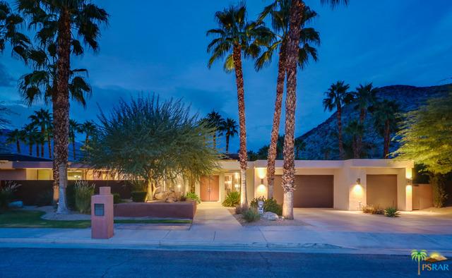 1500 Avenida Sevilla, Palm Springs, CA 92264