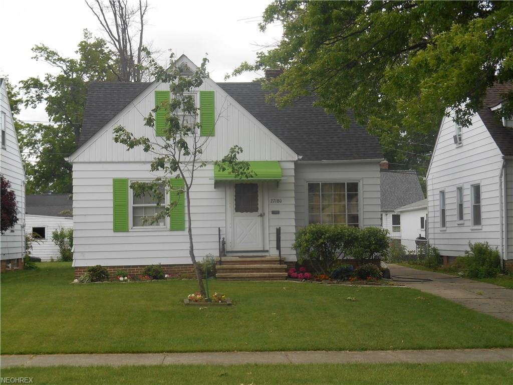 27180 Forestview Ave, Euclid, OH 44132
