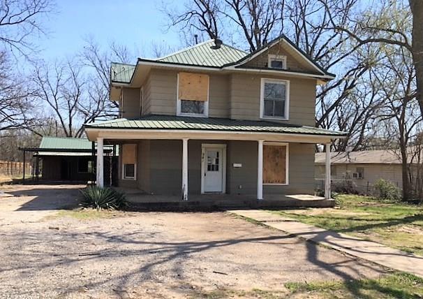 941 N Union, Shawnee, OK 74801