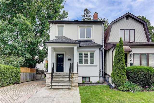 15 Bocastle Ave, Toronto, ON M4N 2S3