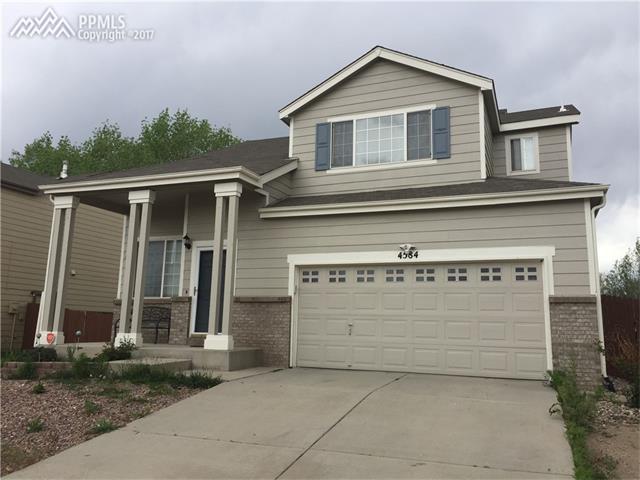 4584 Canyon Wren Lane, Colorado Springs, CO 80916