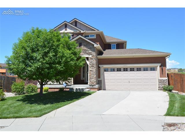 6851 Silverwind Circle, Colorado Springs, CO 80923