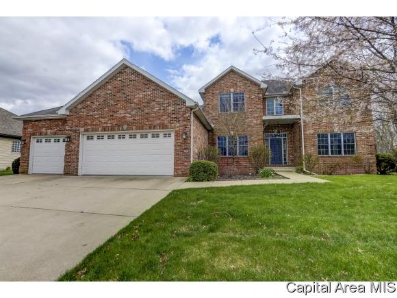 630 Wind Meadow, Chatham, IL 62629