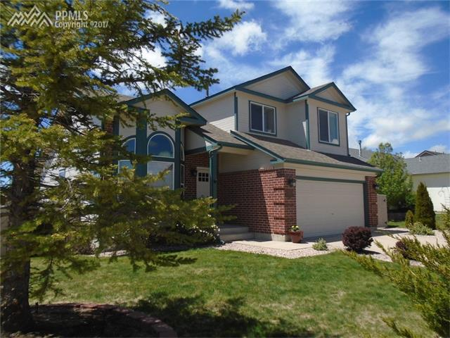 4960 Squirreltail Drive, Colorado Springs, CO 80920