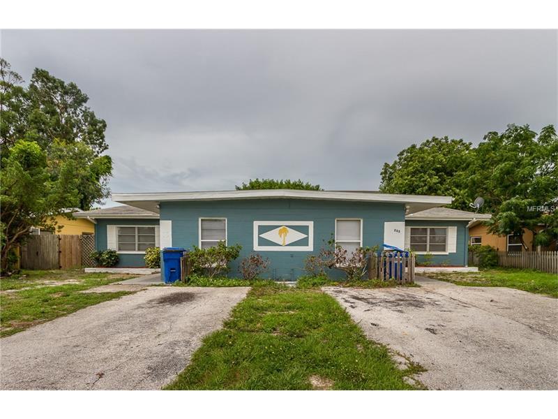 233 38TH AVENUE SE, ST PETERSBURG, FL 33705
