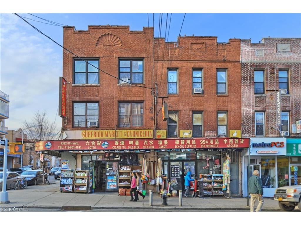 4322 8th Avenue, Brooklyn, NY 11232
