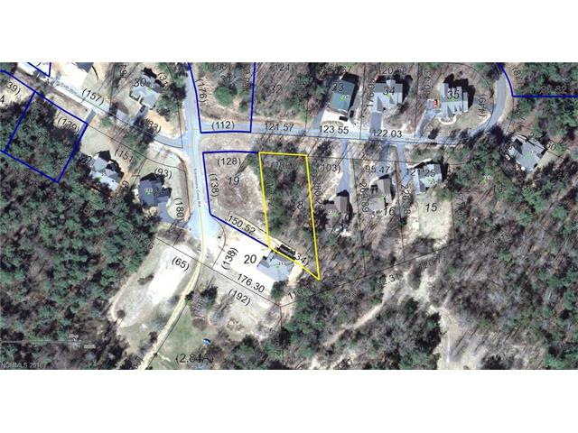 Beautiful .58 acre lot located in Solomons Cove. Natural setting with common area stream. City Water/Utilities available. Expired 3 bdrm Septic permit. Convenient location - Close to Downtown Historic Hendersonville.