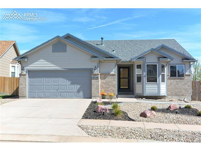 4154 Round Hill Drive, Colorado Springs, CO 80922