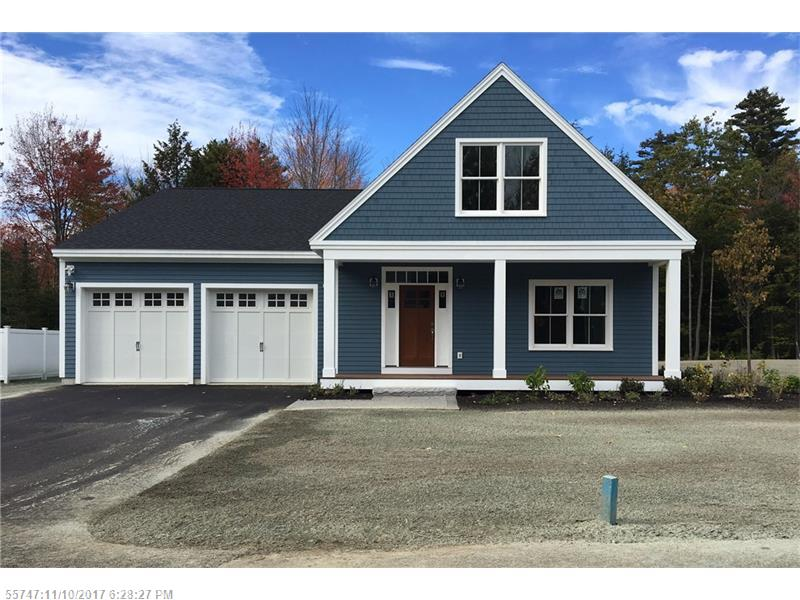 83 Kindred WAY , Yarmouth, ME 04096