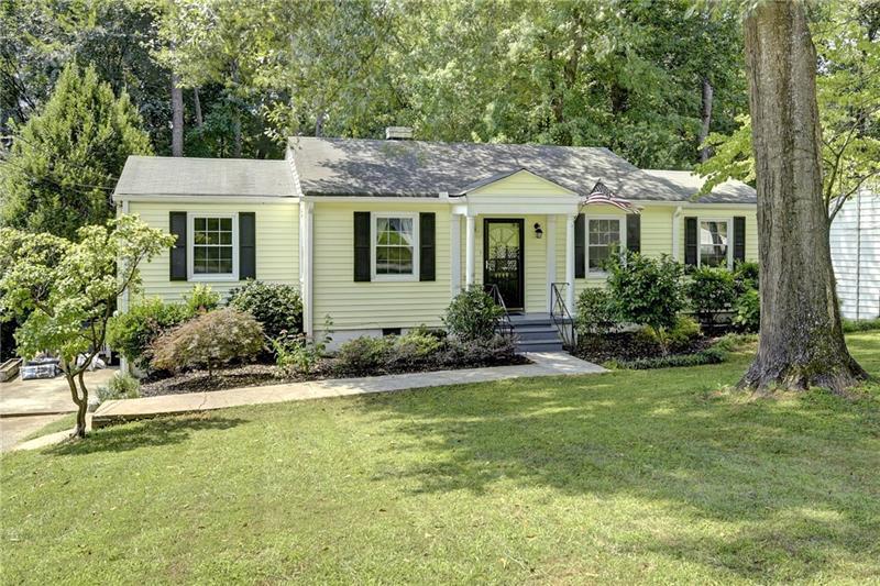 1949 NE Shalimar Drive, Atlanta, GA 30345